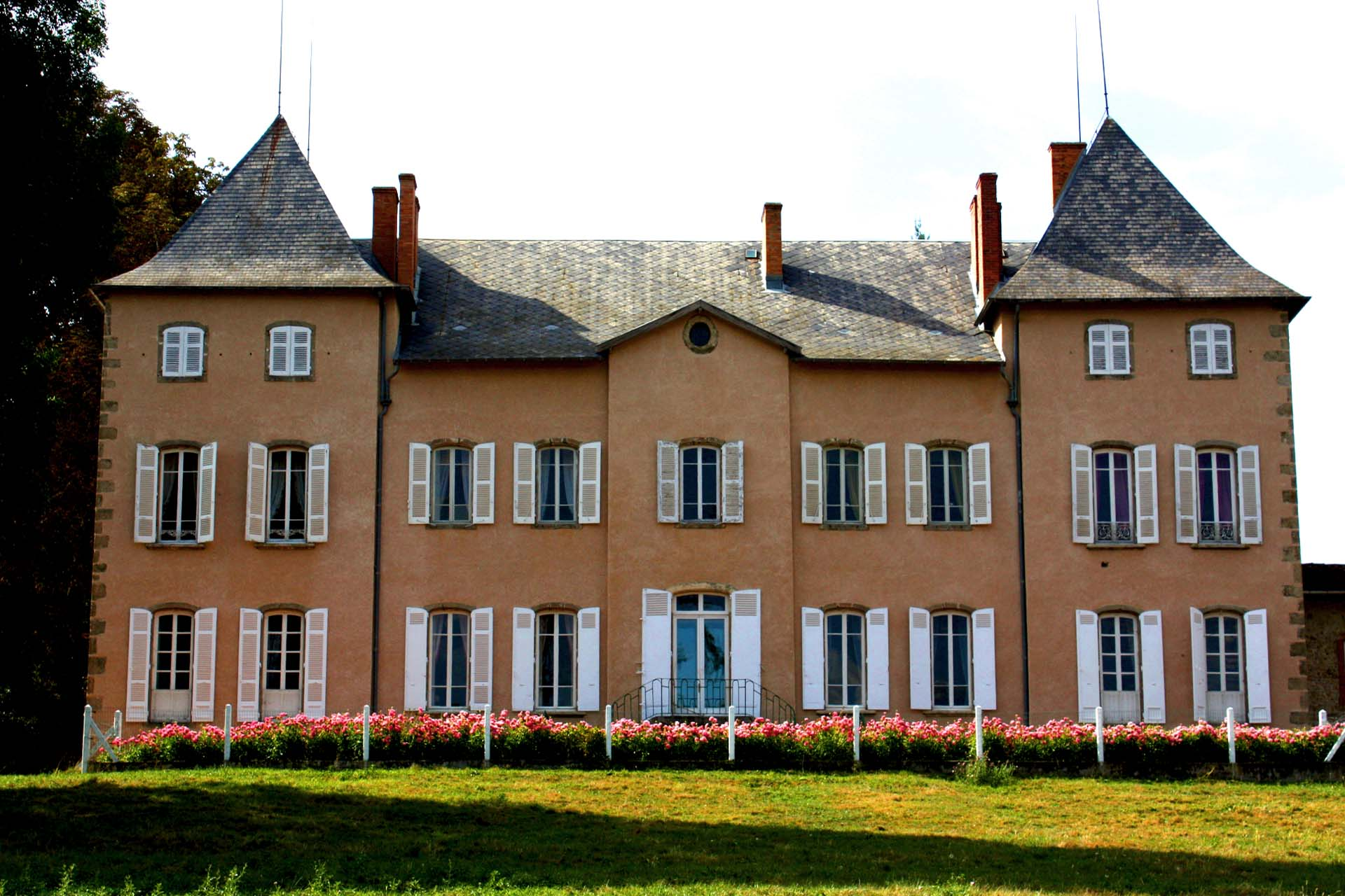 Ch¢teau de Saint Genes Séjours au Ch¢teau Sejour Chateau des