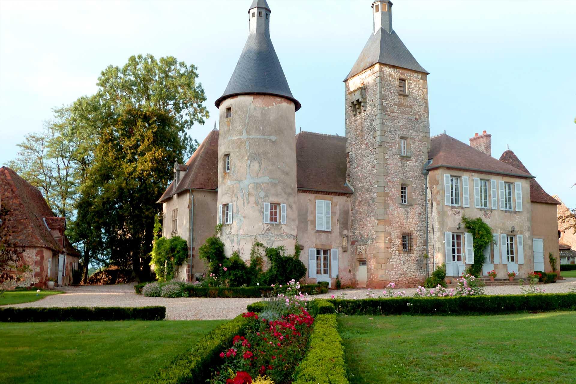 Séjours au Ch¢teau Sejour Chateau des ch¢teaux en Auvergne et